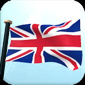 UK Flag 3D Live Wallpaper
