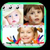Coolage for Kids-Collage Maker