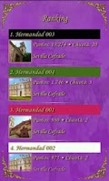 Screenshot of Juego Trivial Sevilla Cofrade