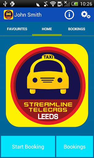 Streamline-Telecabs Leeds