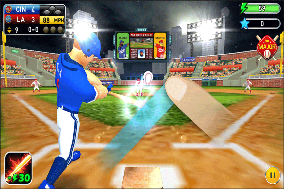Baseball Kings ! - Android Apps on Google Play