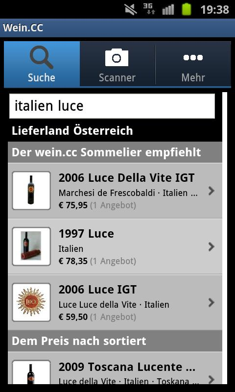 wein.cc - screenshot