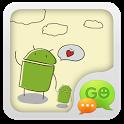 GO SMS Pro Memo ThemeEX icon