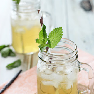 Vanilla Honey Iced Tea Lemonade.
