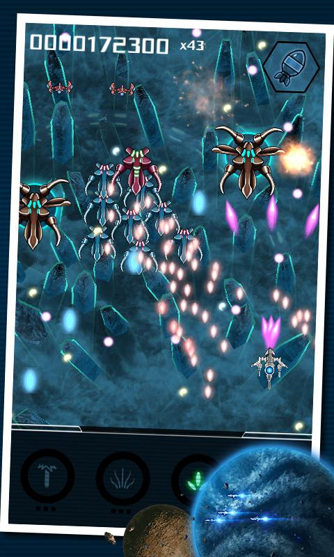 Squadron - Bullet Hell Shooter- screenshot