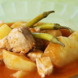 Bonito Fish Stew