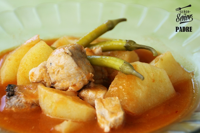 Bonito Fish Stew Recipe
