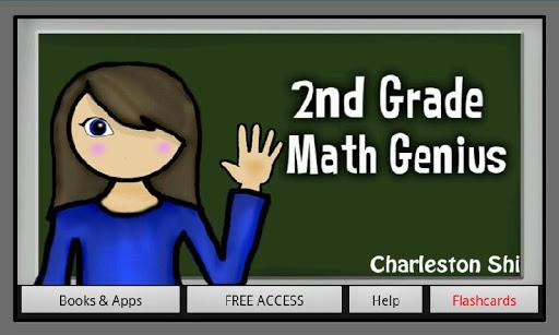 2nd Grade Math Genius