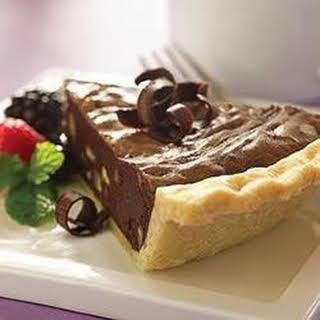Chocolate Lover's Pie.