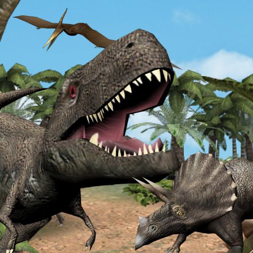 Alive-Dinosaurs3D LOGO-APP點子
