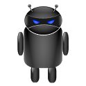 ADW Theme Droid Moonglow icon