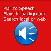 PDF to Speech free
