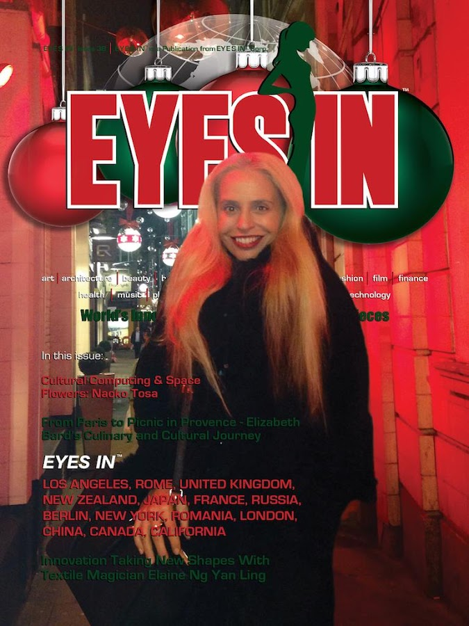 Eyes In Magazine- screenshot