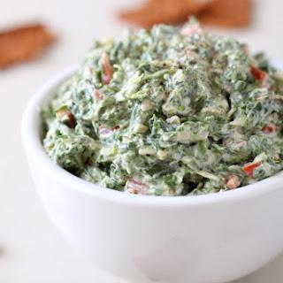 Healthy Spinach Dip