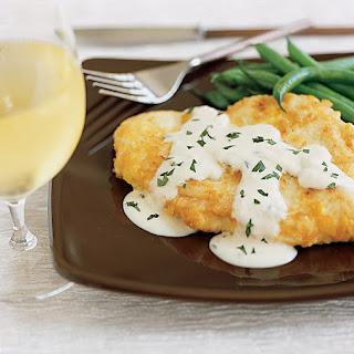Creamy Chicken Piccata.