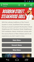 Screenshot of Southland Park Gaming