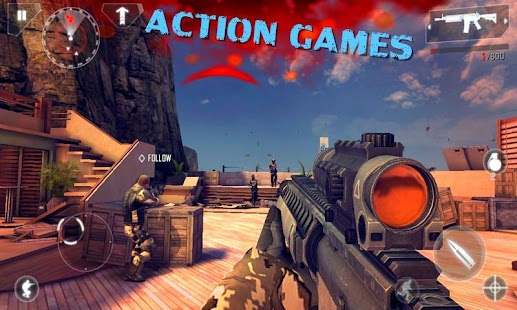 Action War & Arcade Games screenshot