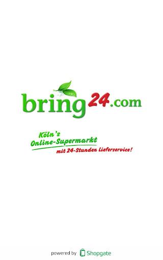bring24 Onlinesupermarkt