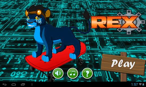 rex skate generator