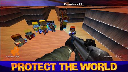 King Of Blocks Fist Tournament C-1 screenshot 55136