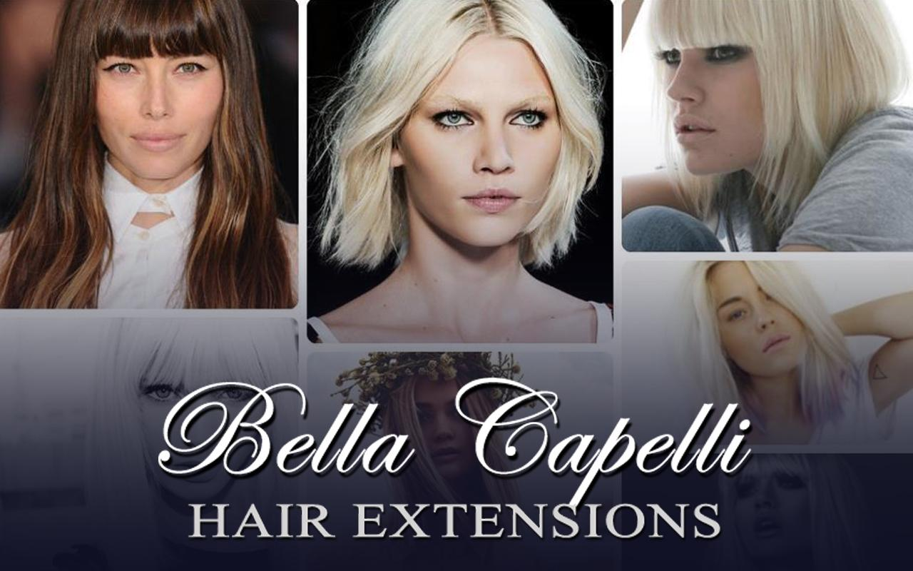 Bella capelli hair extensions android apps on google play bella capelli hair extensions screenshot pmusecretfo Images