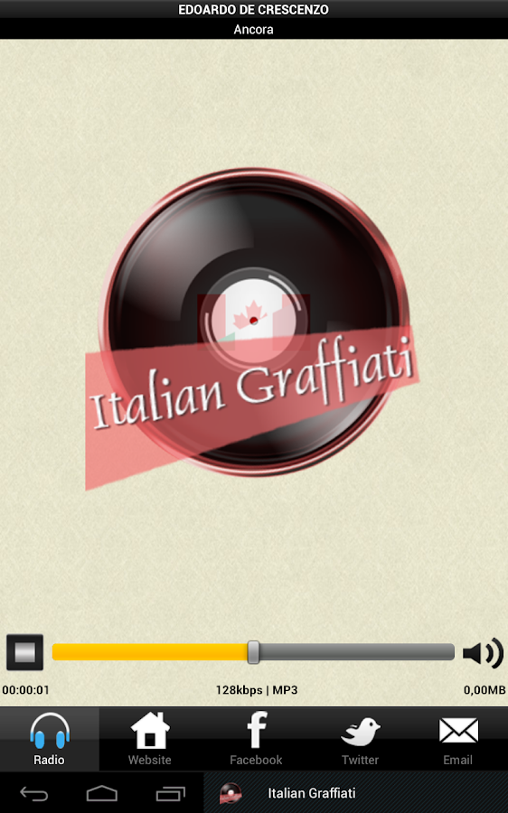 Italian Graffiati- screenshot