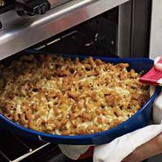 Sweet Onion Mac 'n' Cheese.