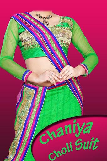 Chaniya Choli Women Photo