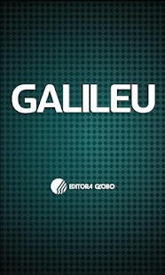 Galileu Mobile - screenshot thumbnail