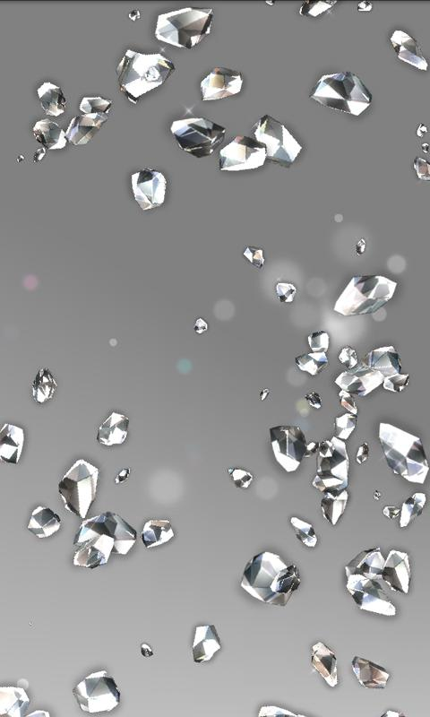 Crystal Live Wallpaper - screenshot