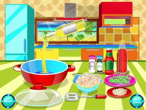 蝦烹飪遊戲