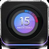 15 Minute Goals