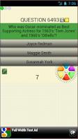Screenshot of Atomik Quiz (trivia knowledge)