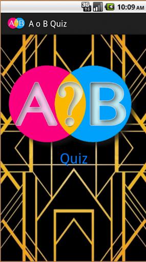 AoB Quiz