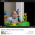 Funny Baby Videos logo