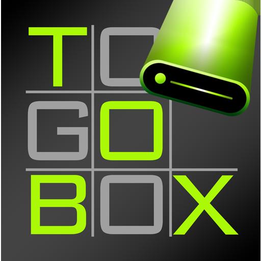 TOGODrive 商業 App LOGO-APP試玩