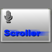 Speak Scroller