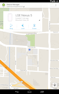 Android Device Manager Screenshot 21