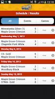 Screenshot of Minnesota Youth Box Lacrosse