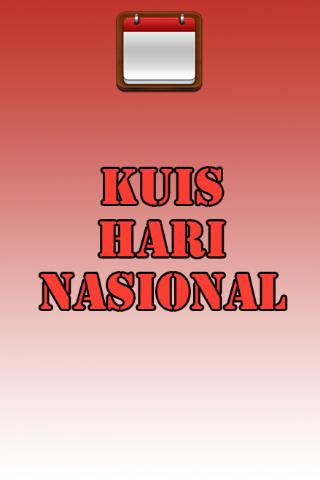 Kuis Hari Nasional