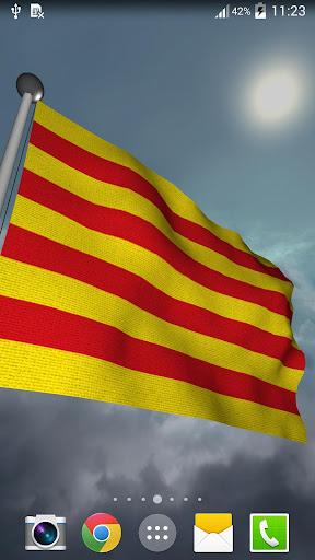 Catalonia Flag + LWP