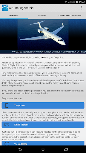 VIP Air Catering