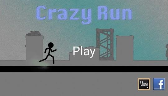 瘋奔火柴人 Crazy Run