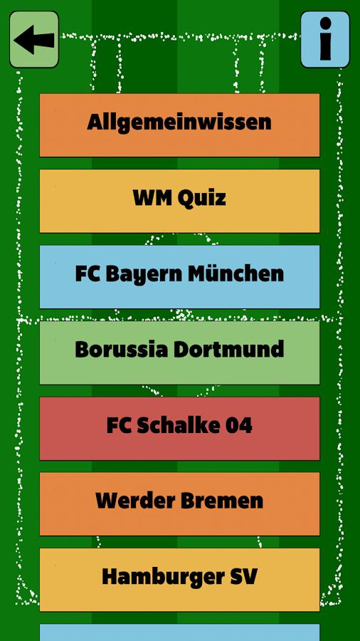 Fußball Quiz mit Freunden- screenshot