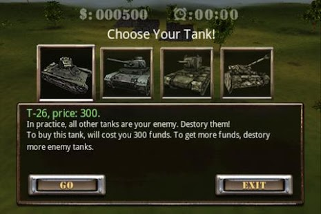 Tank Fury 3D Pro - screenshot thumbnail