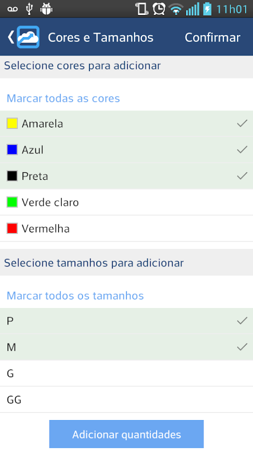 Meus Pedidos - controle vendas - screenshot