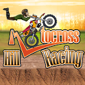 Motocross Hill Race Game FREE icon