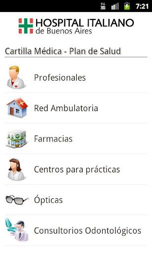 Cartilla - Plan de Salud