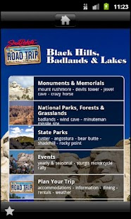 Black Hills & Badlands of SD - screenshot thumbnail