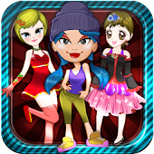 Fashion Dressup Game